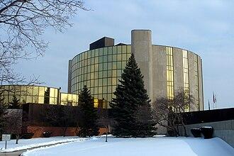 Livonia, Michigan - Livonia City Hall