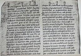 Libro rosso di Hergest - Wikipedia