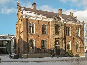 Lochem - Image: Lochem, voormalige stadhuis foto 2 2010 12 26 12.59