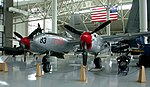 Lockheed P-38L Lightning, Evergreen Air Museum, McMinnville, Oregon.jpg