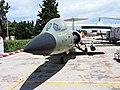 Lockheed TF-104 Starfighter trainer aircraft - Αεριωθούμενο εκπαιδευτικό αεροσκάφος (26938609912).jpg