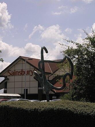 Winnersh - Image: Loddon Lilly Winnersh
