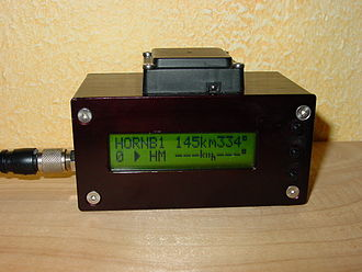 Gliding competition - Volkslogger GPS based flight recorder