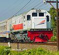 Lokomotif CC 201 77 01R yang habis PA berdinas KA Sri Tanjung.jpg