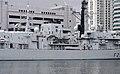 London MMB «H4 City Canal, HMS Richmond.jpg