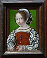 London National Gallery Gossaert Young Girl 02.jpg