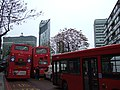 London buses at the Elephant and Castle - geograph.org.uk - 2161241.jpg