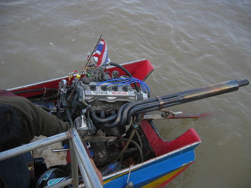 Has Anyone Put A Honda Gx200 In A Boat Diy Go Kart Forum