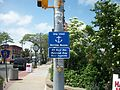Long Island Maritime Museum sign in Sayville, New York.JPG