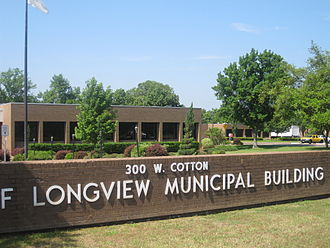 Longview, Texas - Longview Municipal Building