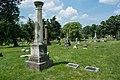 Looking W across sec F - Green Lawn Cemetery.jpg