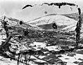 Looking down at the mouth of the Eldorado Mine, Yukon Territory, probably 1900 (AL+CA 8021).jpg