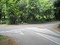 Looking from Tilmore Gardens into Reservoir Lane - geograph.org.uk - 1325206.jpg