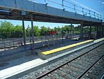 Looking out the left window on a trip from Union to Pearson, 2015 06 06 A (495) (18036110114).jpg