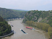 Vltava je už zase v Německu a Praha je německé okresní městečko.