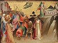 Lorenzo Monaco, Martyrdom of St Catherine, 1388-90, Berlin, Staatlische Museen, Gemaldegalerie.jpg