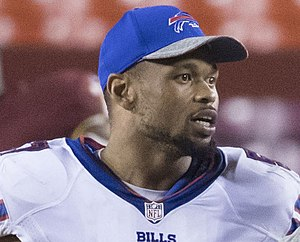 Lorenzo Alexander - Alexander with the Buffalo Bills in 2016