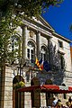 Lorgues - Boulevard de la République - View NE on Hotel de Ville.jpg