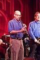 Louis Armstrong Centennial Band at Birdland, New York City (3668871557).jpg