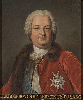 Louis de Bourbon-Condé Clermont
