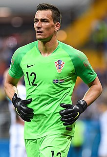 Lovre Kalinić Croatian footballer