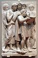 Luca della robbia, formelle, 1431-38, 13.JPG
