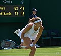 Lucie Safarova serve (28313557575).jpg