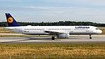 Lufthansa Airbus A321-100 (D-AIRN) at Frankfurt Airport (2).jpg