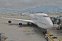 D-ABVY - B744 - Lufthansa