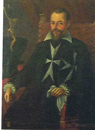Luís Mendes de Vasconcellos - Image: Luis Mendes de Vasconcellos