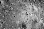 Lunar Reconnaissance Orbiter Camera - Apollo landing and tracks left by astronauts.png