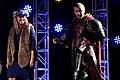 Lyanna Stark & Rhaegar Targaryen cosplayers (35551105952).jpg