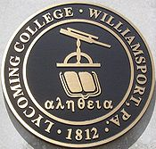 Lycoming College Seal