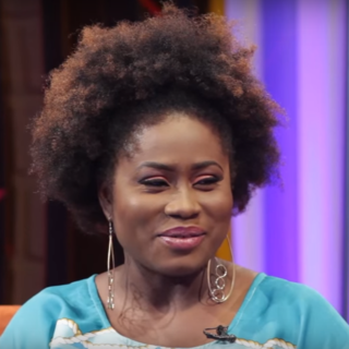 Lydia Forson Ghanaian actress, writer, and producer