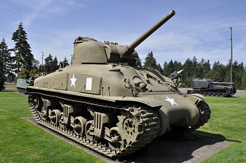 M-4A1 Sherman