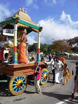 mahadeshwara god