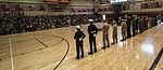 MCAS Iwakuni service members participate in uniform pageant for M. C. Perry 140403-M-YE622-147.jpg