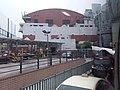 MC 澳門 Macau shuttle bus from StarWorld Casino to 關閘廣場 Praça das Portas do Cerco border gate square January 2019 SSG 34.jpg