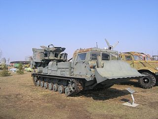 MDK-3 ditching machine at the Togliatti Technical Museum.jpg