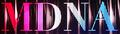 MDNA, alternative logo.PNG