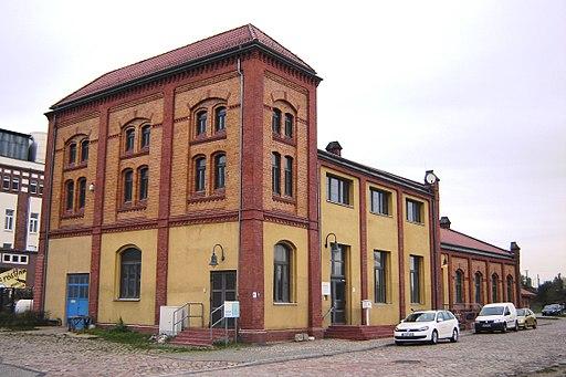 MD N.-Bohr-Straße Kraftwerk