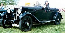 MG 18/80 Mark I Tourenwagen (1930)