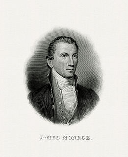 Second inauguration of James Monroe 9th United States presidential inauguration