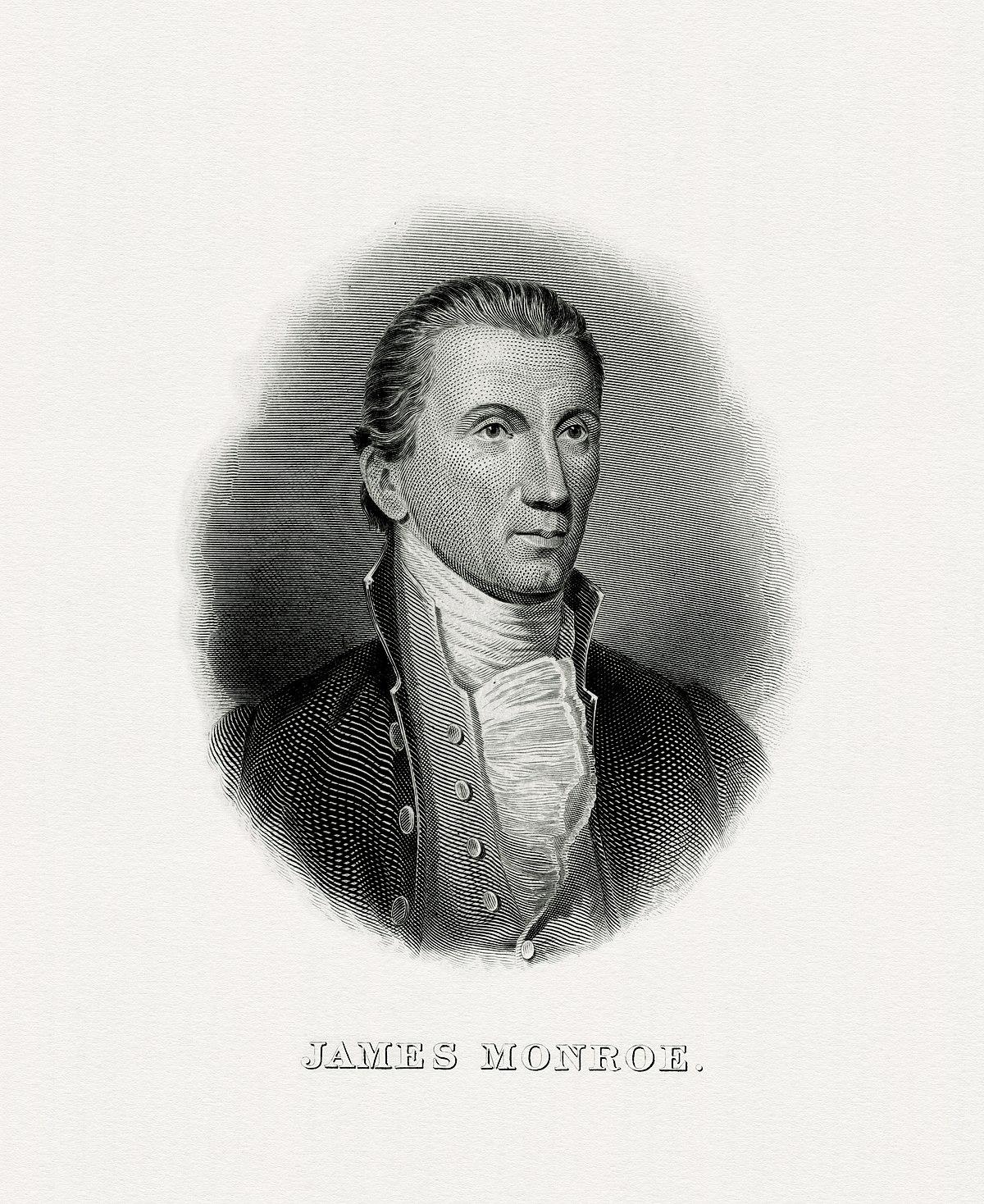 first inauguration of james monroe wikipedia