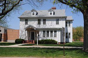 Morningside College - Lillian Dimmitt House (1921)
