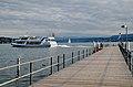 MS 'Pfannenstiel' am Zürichhorn, Ansicht von der Schifflände der Zürichsee-Schifffahrtsgesellschaft (ZSG) 2013-09-19 17-46-45.jpg