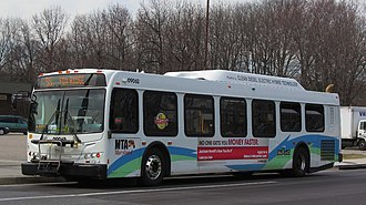 Route 36 (MTA Maryland LocalLink) - Image: MTA Maryland 9062 55