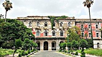 Aversa - The Maddalena Asylum complex