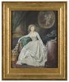 Mademoiselle Sofia Hagman (Niclas Lafrensen d.y.) - Nationalmuseum - 24070.tif