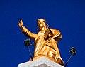 Madonna della Lettera (posta su stele votiva ingresso porto di Messina).jpg